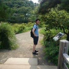 Nutzerprofil von Kyosuke