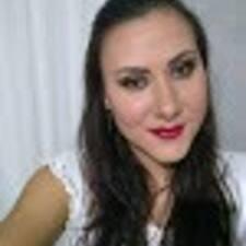 Jackeline felhasználói profilja