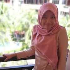 Dalila Nadira User Profile