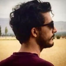 Gebruikersprofiel Amir