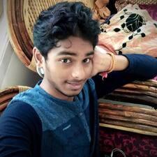 Vinoth felhasználói profilja