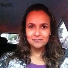 โพรไฟล์ผู้ใช้ Tatiana De Lima