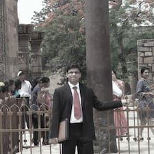 Henkilön Rishikesh käyttäjäprofiili