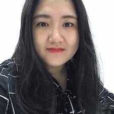 Perfil do utilizador de Chang