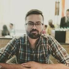 Perfil do utilizador de Raghav