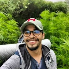 Gebruikersprofiel Mehdi