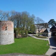 Hébergement Citadelle De Montreuil je superhostitelem.