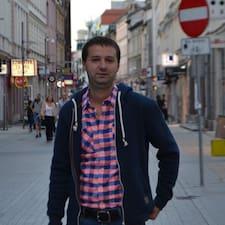 Perfil do utilizador de Oleksii