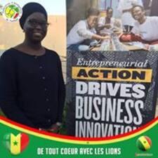 โพรไฟล์ผู้ใช้ Adja Ndeye Binta