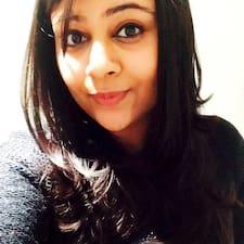 Profil Pengguna Vidisha