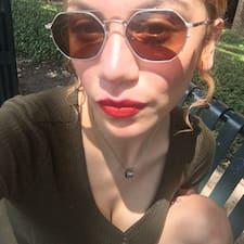 Katherinne felhasználói profilja