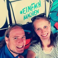 โพรไฟล์ผู้ใช้ Ines & Sascha