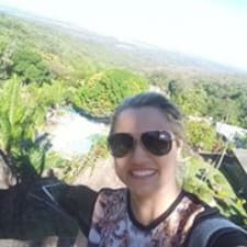 Andreia felhasználói profilja