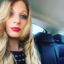 Ilenia felhasználói profilja