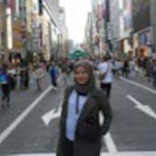 Rahma Nadia felhasználói profilja
