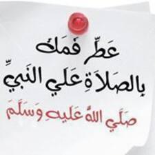 Henkilön Yemen käyttäjäprofiili