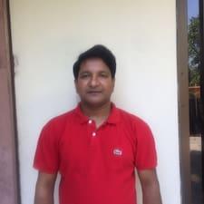 Muhaimin felhasználói profilja