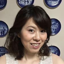 Nutzerprofil von Tomoko