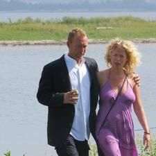 Brian And Belinda Brukerprofil