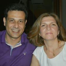 Profil utilisateur de Christina & Nikos