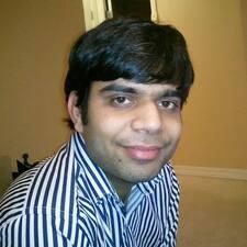 Anupam felhasználói profilja