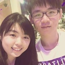 Gebruikersprofiel Ping Jui