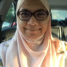 Nur Alifah felhasználói profilja