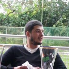 Profil Pengguna Irakli
