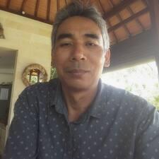 Widiana User Profile