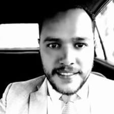 Jesus Raul felhasználói profilja