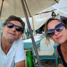 Profil utilisateur de Colleen & Ricardo