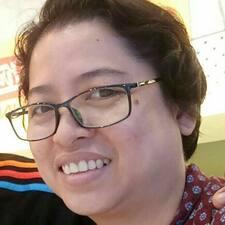 Hazel - Uživatelský profil