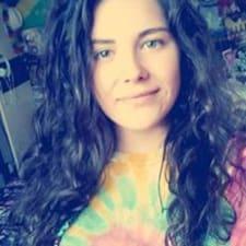 Mathilda felhasználói profilja