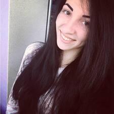 Profil utilisateur de Anastasya