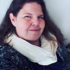 Rhiannon felhasználói profilja