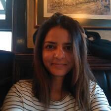 Profil utilisateur de Mahima