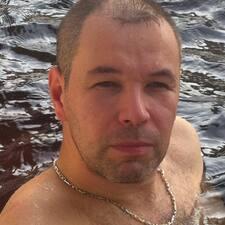 Henkilön György käyttäjäprofiili
