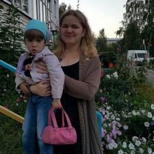 Elizaveta User Profile