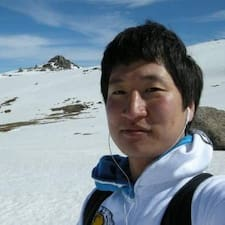 YeongHyup (Gilbert) User Profile