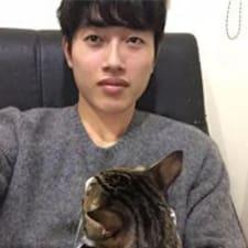 Perfil do utilizador de Junichi