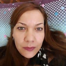 Wafa felhasználói profilja