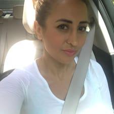 Maryam felhasználói profilja
