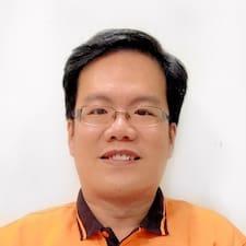 Chong Wei的用戶個人資料