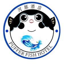 河豚 felhasználói profilja