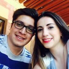 Paulina felhasználói profilja