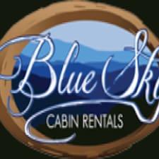 Blue Sky Cabin er ofurgestgjafi.