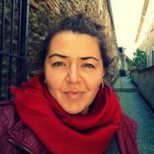 Profil utilisateur de Teodora