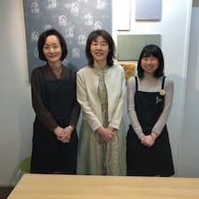 Fujiko, Ayaka, Akari