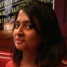 Pallavi felhasználói profilja