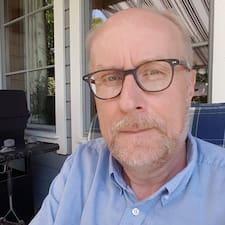 Henkilön John Arild käyttäjäprofiili
